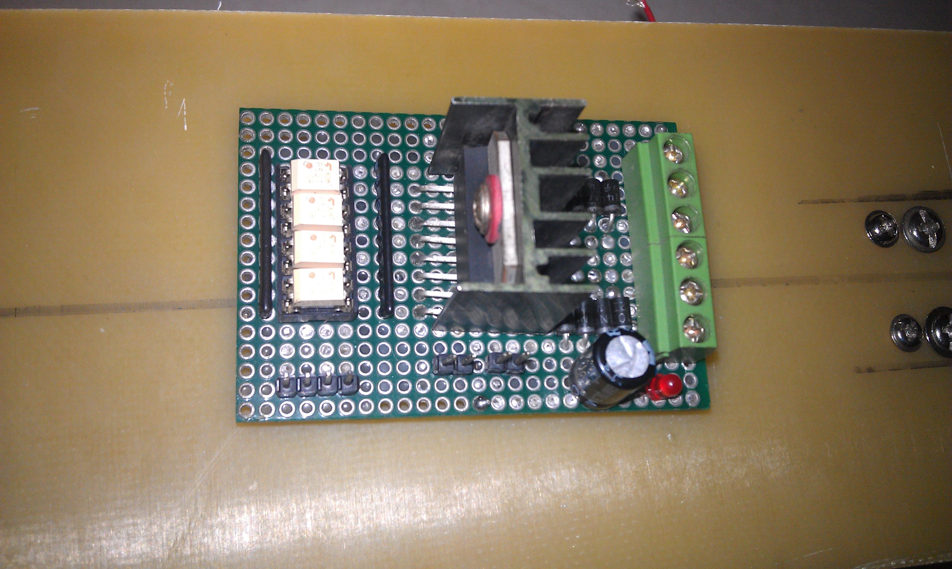 基于stm32 nucleo核心板控制自平衡小车系统