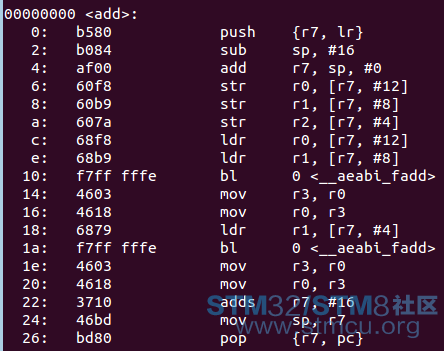 Ubuntu下开发STM32---8 浮点运算- STM32 - 论坛-意法半导体STM32
