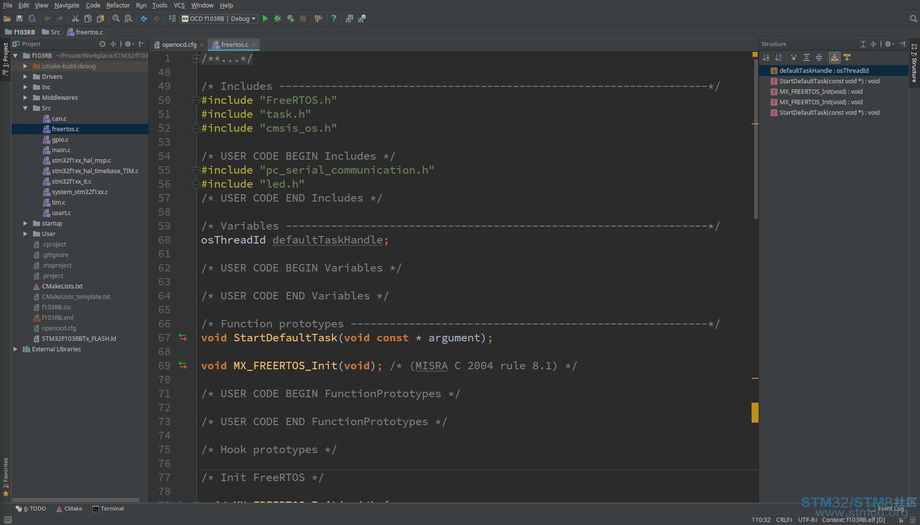 在linux下使用openocd时cmsis-dap下载速度奇慢的问题- STM32